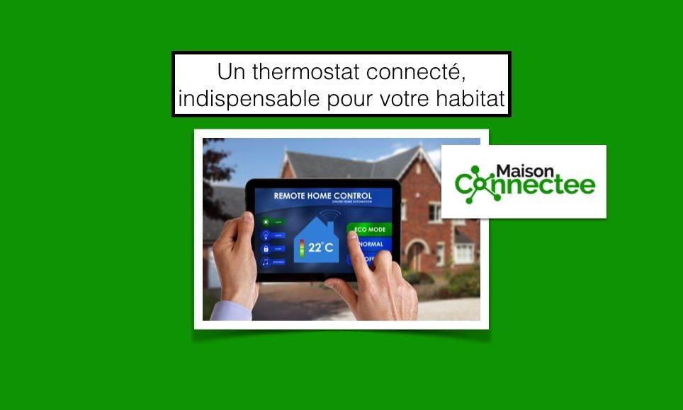 thermostat connecte